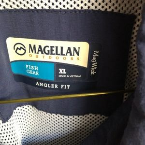 Magellan Outdoors Mag Wick Angler Fit, size XL